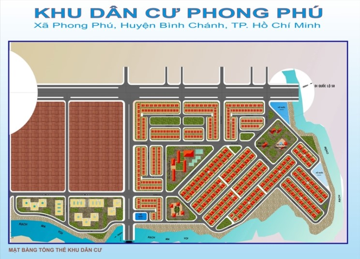 Intresco – Phong Phu residential area