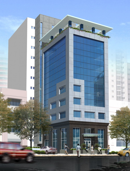 Commercial Building – Office118 Hai Ba Trung