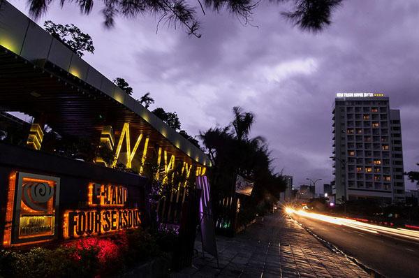 Khu Giải trí Dịch vụ E-LAND FOUR SEASONS Nha Trang