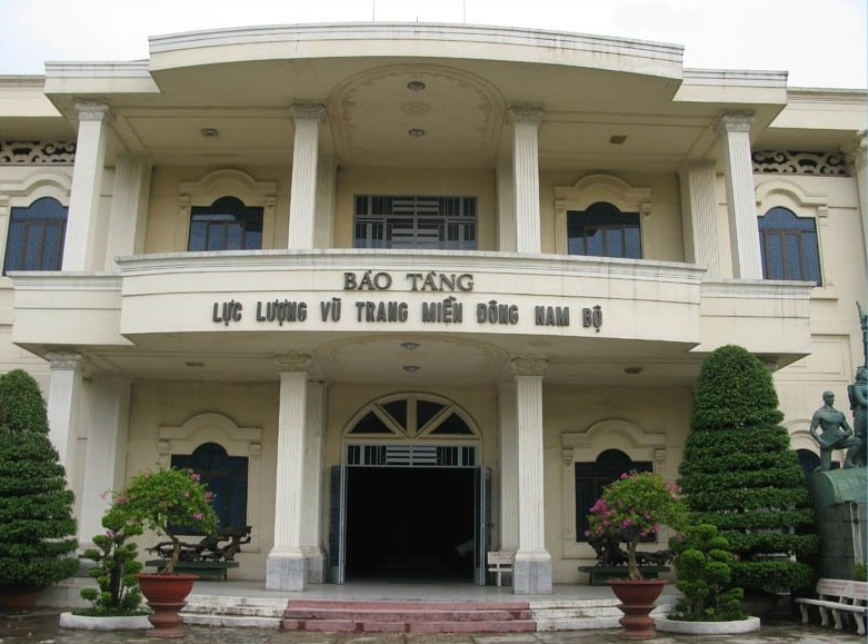 Bảo tàng lực lượng vũ trang Miền Đông Nam bộ