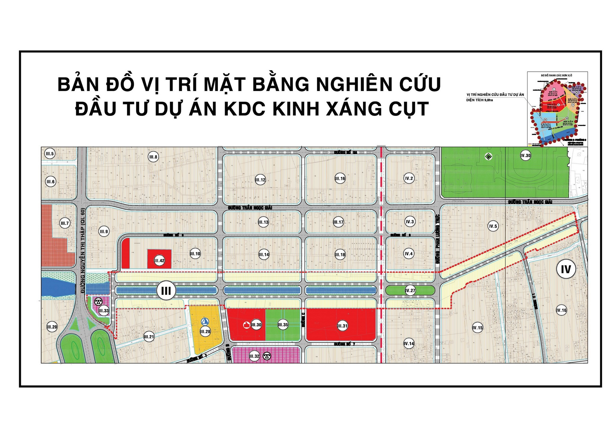 Kinh Xang Cut Residential Area – My Tho City